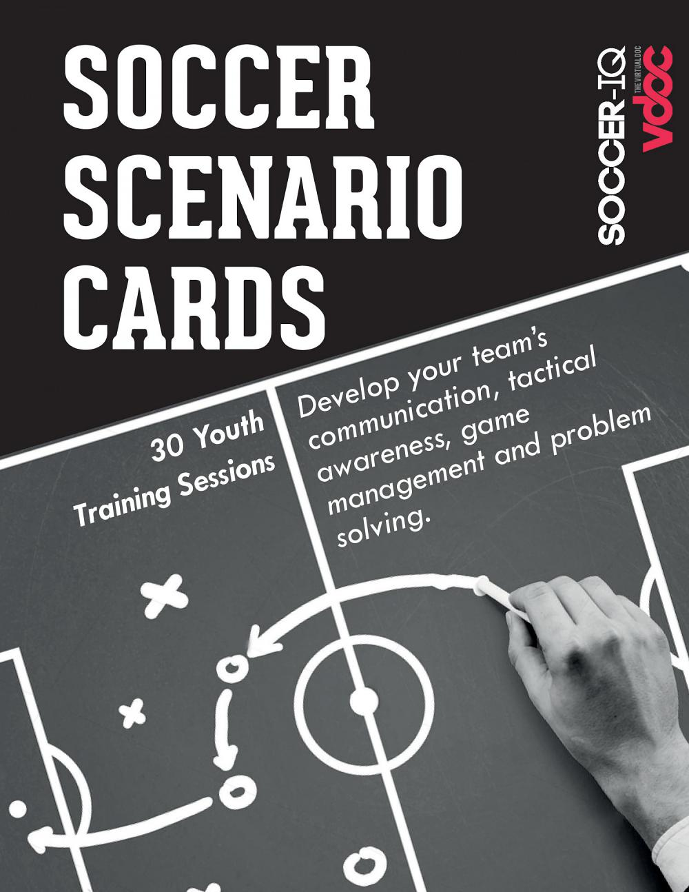 Scenario Cards for Youth Soccer