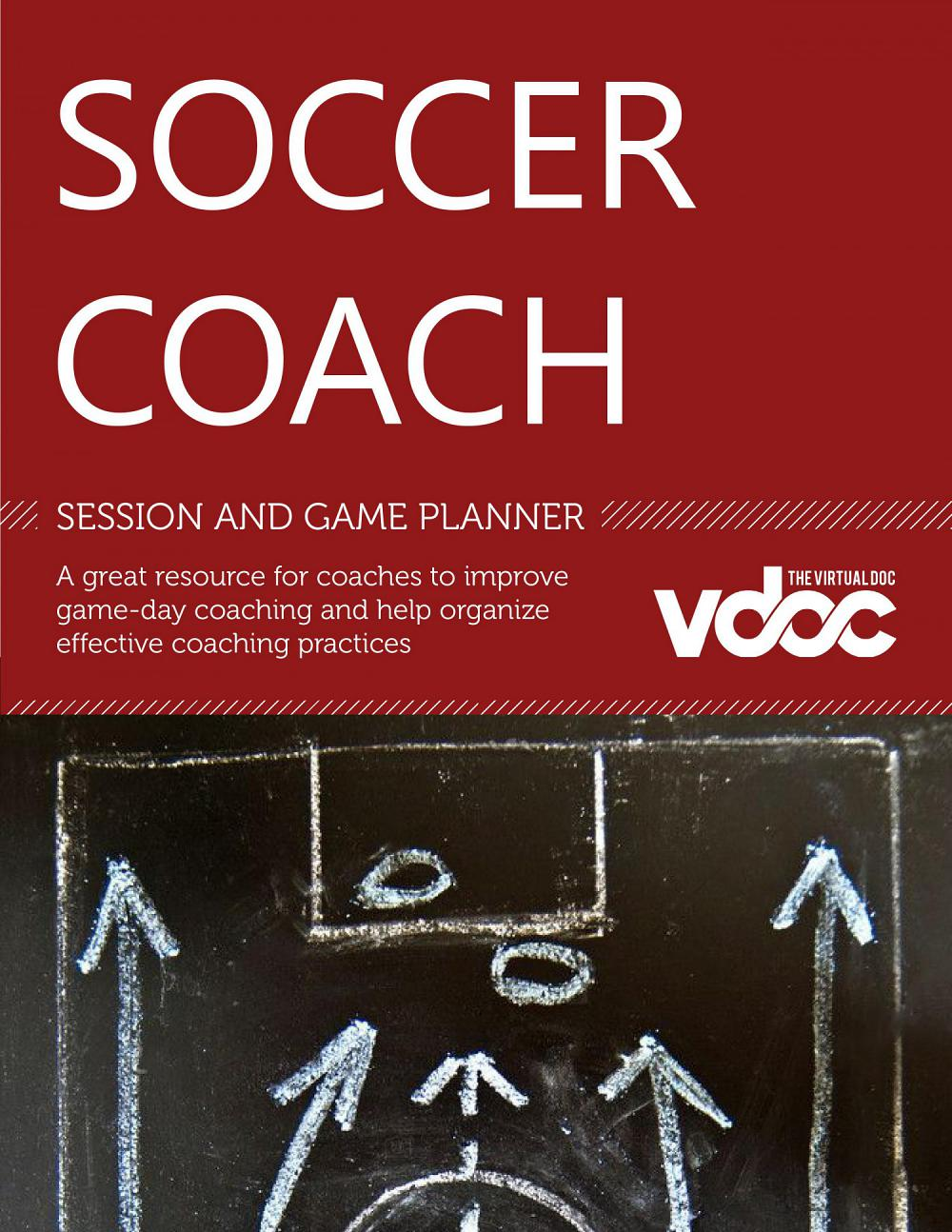 Soccer Coach - Session and Game Planner