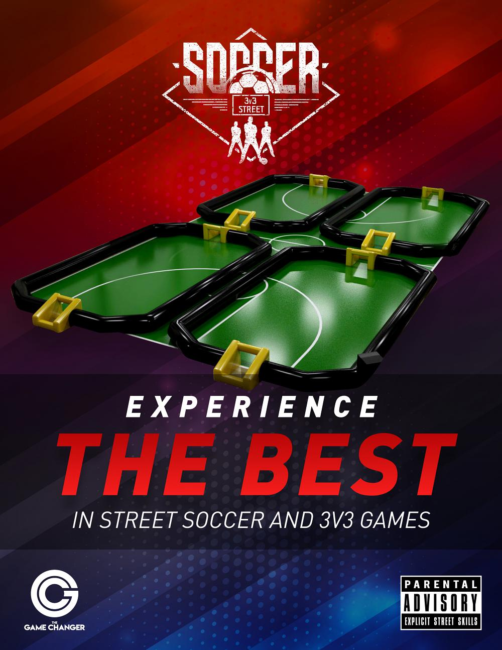 Street Soccer PLAY Session (Session 9)